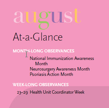 August-2020-At-A-Glance