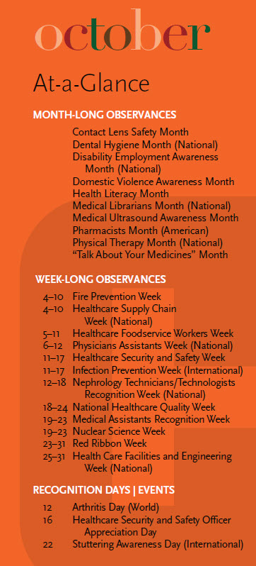 October-2020-At-A-Glance