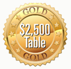 Gold-Table-Badge