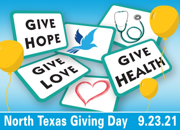 Click Now to Donate on the NTX Giving Day Website